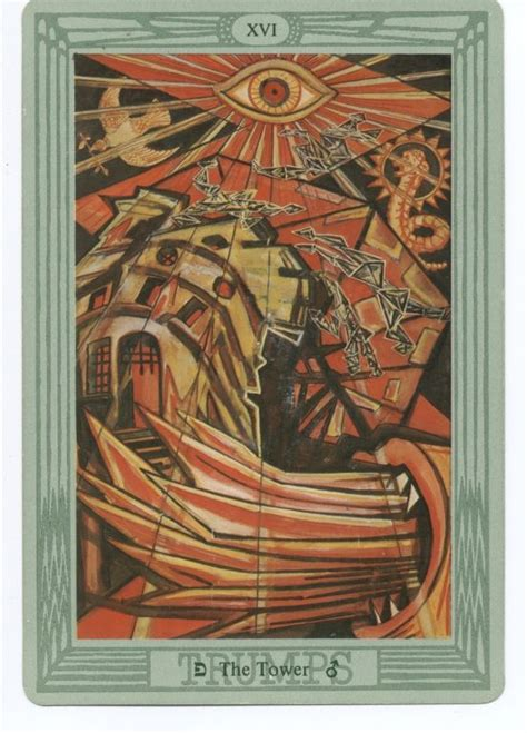 17 best images about crowley thoth tarot on pinterest