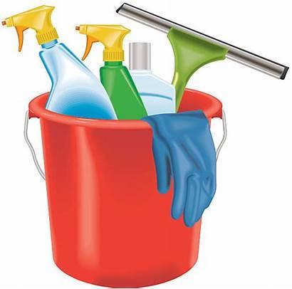 Cleaning Supplies Vector Clip Illustration Window Vectors