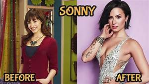 Sonny With A Chance Before and After Cast [ 2017 ] Demi ...
