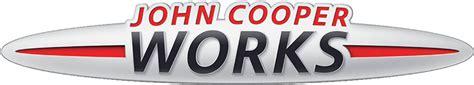 Download John Cooper Work Mini Cooper Jcw Logo Png Image