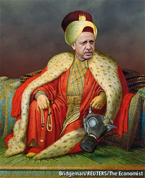 Sultano Ottomano La Imperialista Contro La Siria Erdogan Pasha L