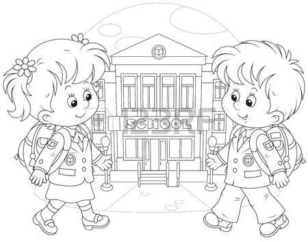 going to school clipart black and white school black and white www pixshark images
