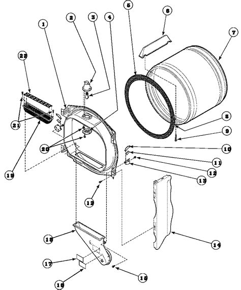 amana dryer parts model lgwplgw sears