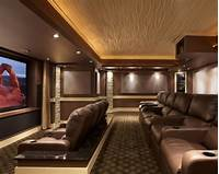 home theater design ideas 35 Modern Media Room Designs That Will Blow You Away