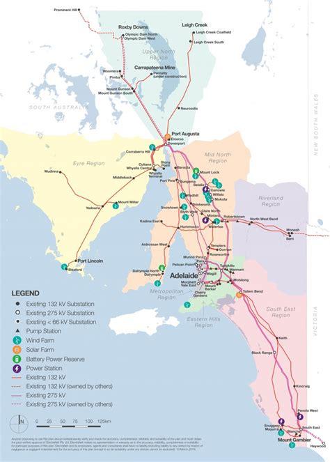 network map electranet