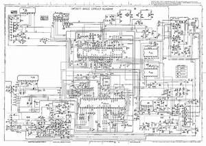 Cirquit Diagram - Hitachi Cmt-2077 - Tv