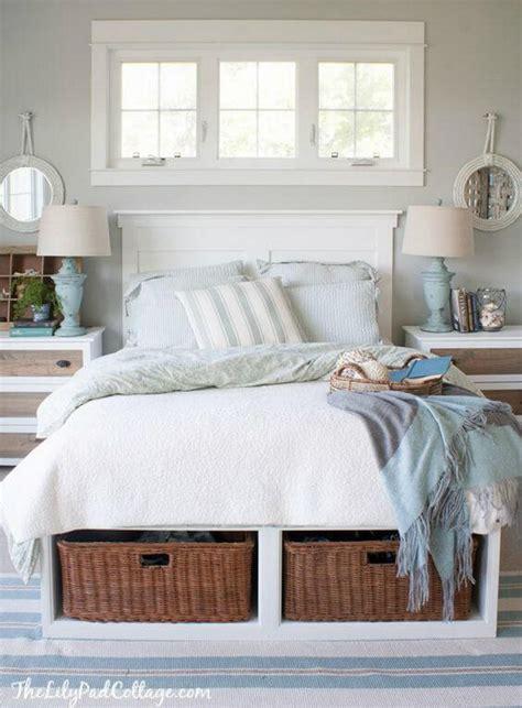 quick  easy organization ideas    bedroom