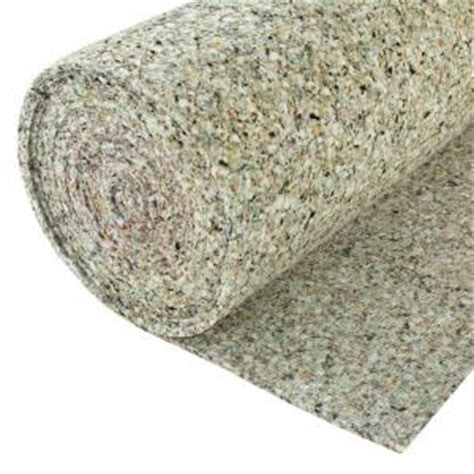 Hypoallergenic Carpet Home Depot by Plushstep 6 1 2 In Thick 6 Lb Density Rebond Carpet Pad
