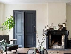 Porte Interieur Grise : idee peinture porte intrieure peinture porte interieure ~ Mglfilm.com Idées de Décoration