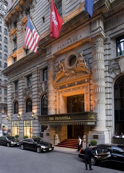 new york city luxury hotels