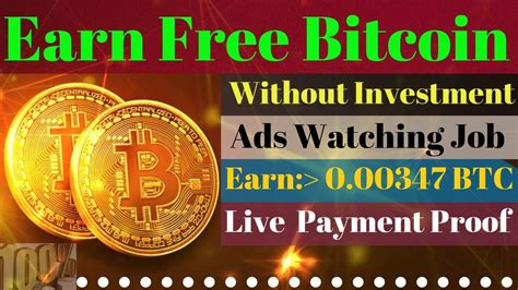 Every single transaction is recorded in a public list called the blockchain. Earn Free Bitcoins Youtube   How To Earn Bitcoin Cash