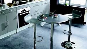 Table Pour Petite Cuisine : 10 tables pour les petits espaces diaporama photo ~ Melissatoandfro.com Idées de Décoration
