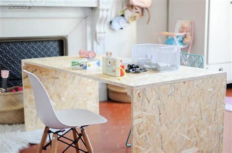 bureau osb diy le bureau home made de bureaus