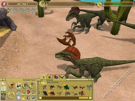 Free Zoo Tycoon Full Version Download