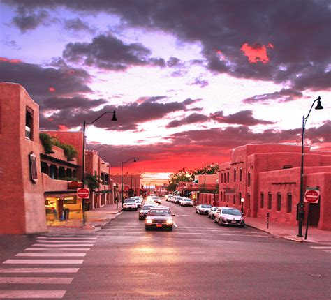 File:Downtown Santa Fe (7727204516).jpg - Wikimedia Commons