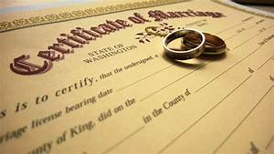 marriage licensing king county With wedding ceremony without marriage license