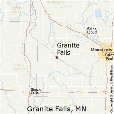 best places to live in granite falls minnesota