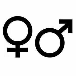 Sigle Homme Femme : stickers wc homme femme 1 stickers malin ~ Melissatoandfro.com Idées de Décoration