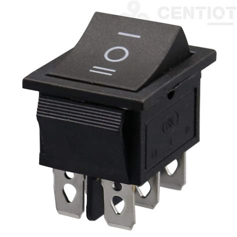 On very rare occasion you will find a three pole single throw. Kcd4 Switch Wiring 6 Pin / 6 Pin Kcd4 202n On Off Rocker Switch Dpdt 16a 250v With Led Green ...