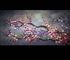 There frame abstract art wall painting wall art Japanese ...