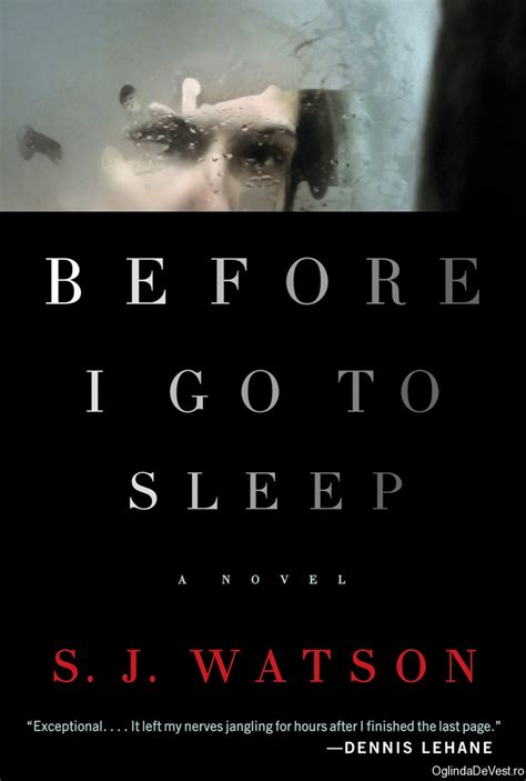 Book Review Before I Go To Sleep  Reviewsbylola's Blog