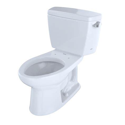 toto drake  piece  gpf single flush elongated toilet