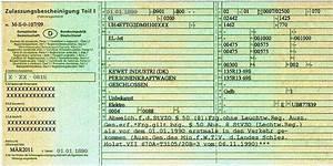 Kfz Steuer Berechnen Mit Fahrzeugschein : fahrzeugpapiere ~ Themetempest.com Abrechnung