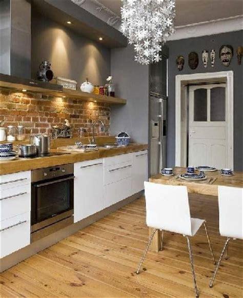 cuisine blanche et mur gris quelle peinture pour une cuisine blanche déco cool
