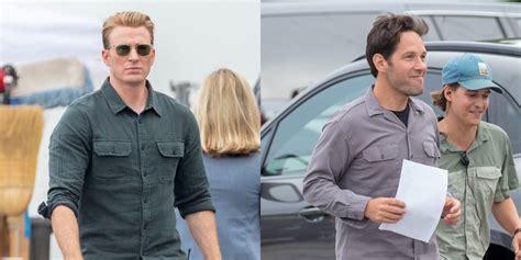 Scarlett Johansson Chris Evans Avengers - Scarlett ...