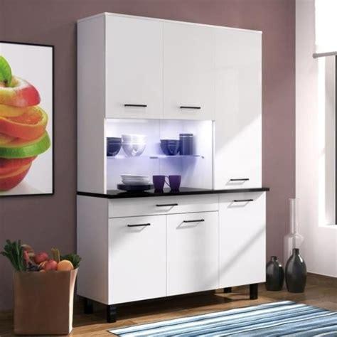buffet cuisine blanc cuisine taupe brillant salle de bain couleur taupe salle