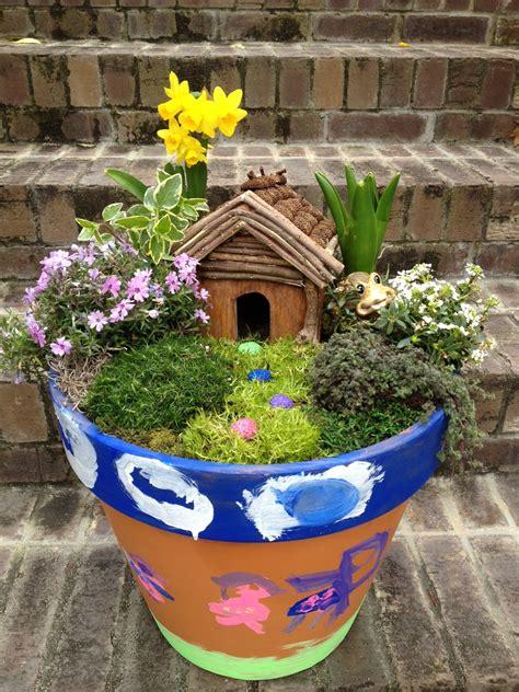 Practips Diy Container Fairy Garden