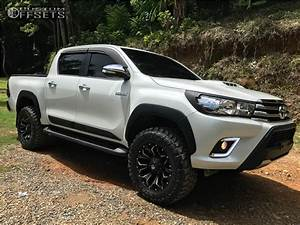 Toyota Hilux 2017 : 2017 toyota hilux fuel assault king spring super low suspension lift 25in ~ Accommodationitalianriviera.info Avis de Voitures