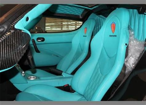 koenigsegg teal 2010 koenigsegg ccx tiffany blue interior prb would be