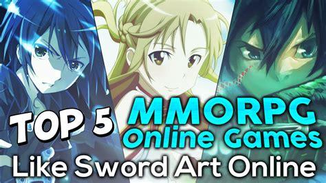 Top 5 Anime Mmorpg Like Sword Free To Play Top 5 Mmorpg Like Sword 2015
