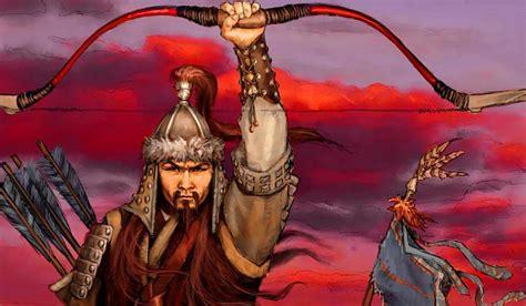 Čingishans pasauli slīcināja asinīs - Spoki