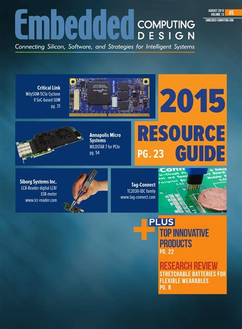 embedded computing design embedded computing design august 2015 by opensystems media