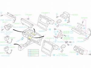 Subaru Wrx Telematics Unit  Audio  System  Radio  Electrical
