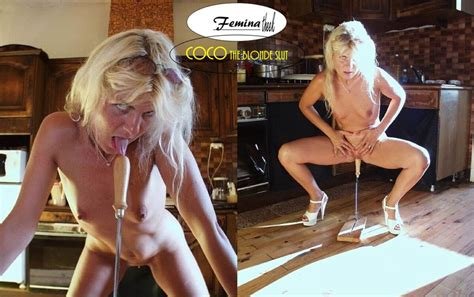 Caption Before After To Coco The Blonde Slut And Whore Photo Gallery Porn Pics Sex Photos