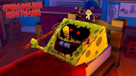 Evil Spongebob.exe Takes Over The Fnaf Hotel