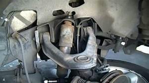 2003 Nissan Xterra Front Shock Replacement