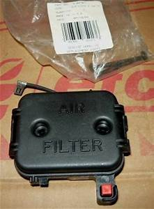 Homelite Trimmer Air Filter Box With Air Filter And Switch