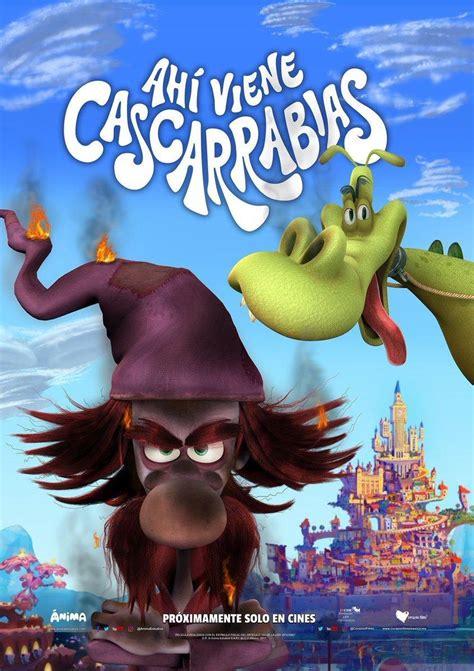 Ahí Viene Cascarrabias (here Comes The Grump) (2017