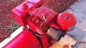 Briggs  U0026 Stratton 8hp Generator