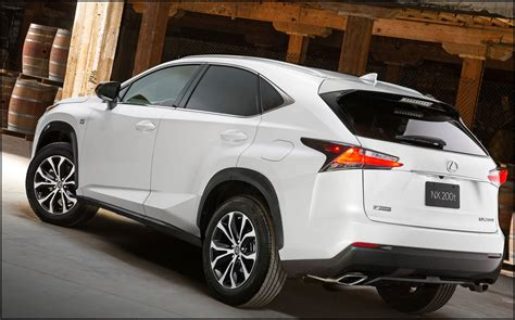 Mobil Lexus Nx by 2018 Lexus Nx Release Date Changes And Redesign Rumor