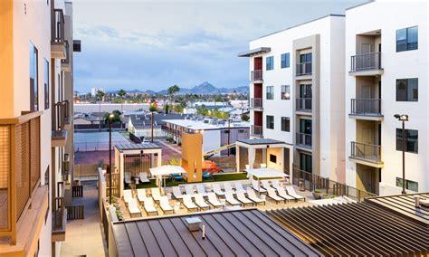 luxury apartments  rent  downtown phoenix az