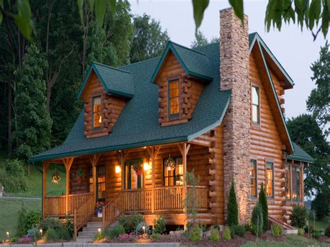 Log Cabin Floor Plans For Homes Log Cabin Homes, Log Homes