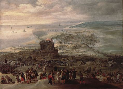 the siege siege of ostend