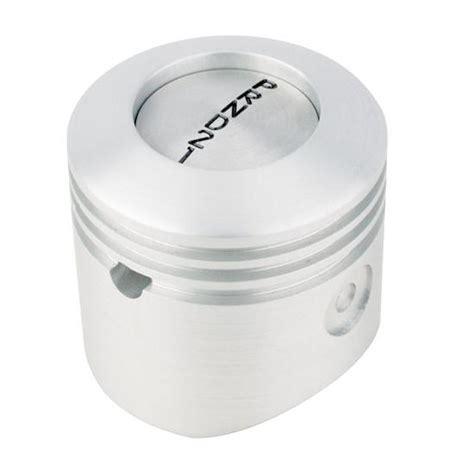 piston shift knob lokar sk 6851 piston 3 speed automatic shift knob
