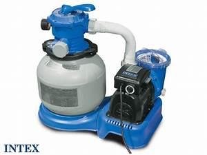 Filtre A Sable Intex 4m3 : pompe filtre a sable intex pas cher ~ Dailycaller-alerts.com Idées de Décoration