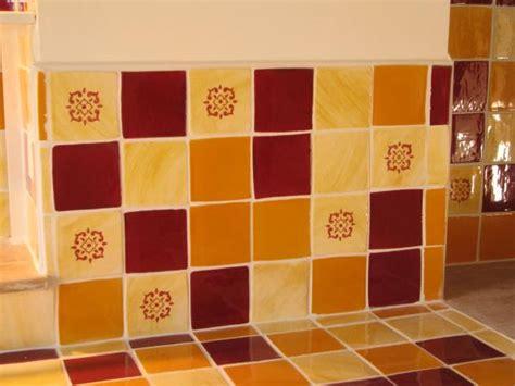 carrelage cuisine provencale photos carrelage faience murale 10x10 pour cuisine et ja